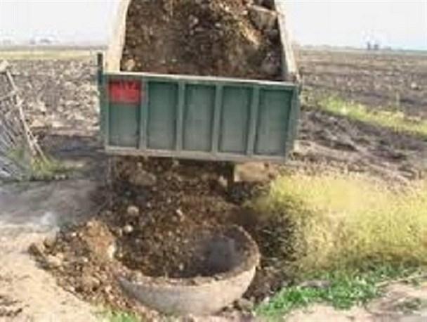 انسداد 200حلقه چاه غیرمجاز  در شیراز
