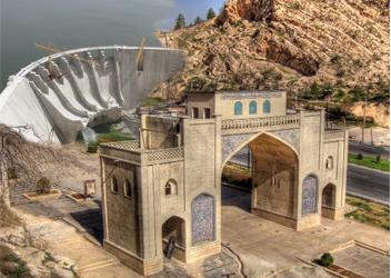 شیراز- دروازه قرآن